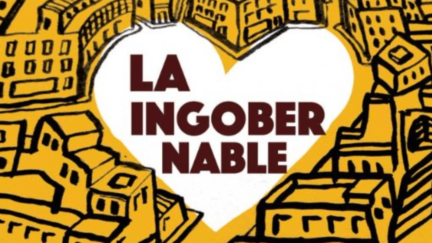 SUPPORT LA INGOBERNABLE: SIGN!